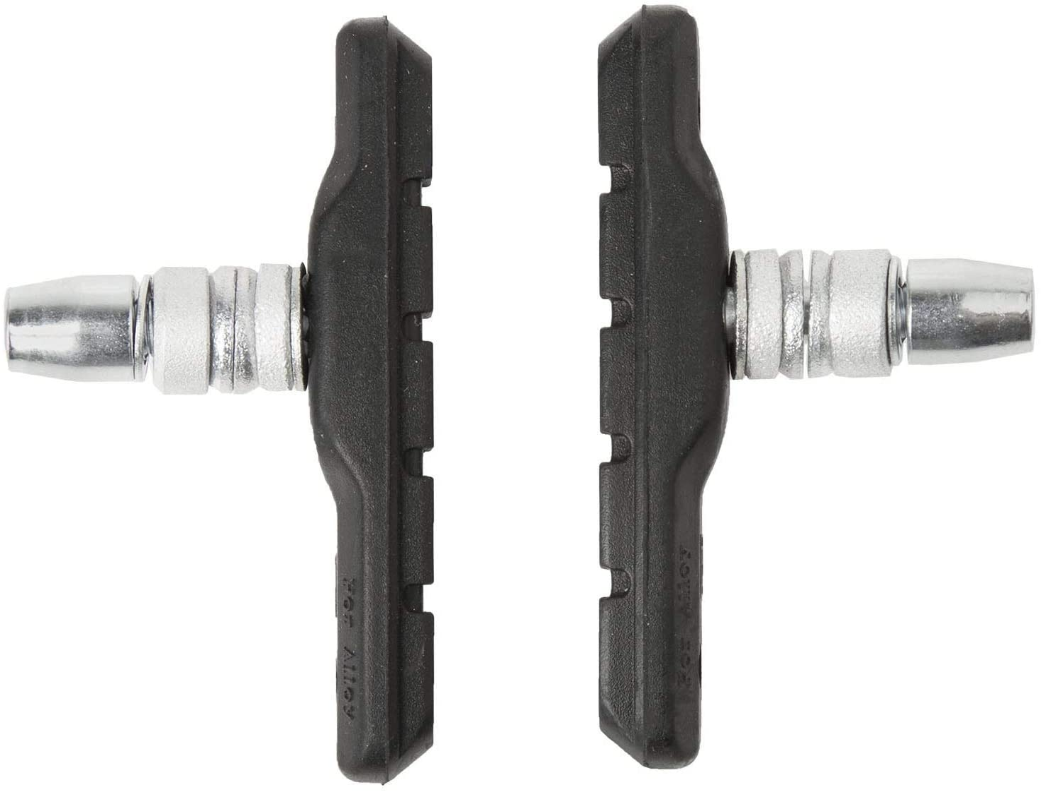 Tektro Linear Pull V-Type Brake Pads Shoes 72mm Threaded Post MTB//Hybrid Bike