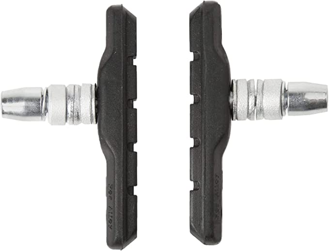 Promax B-1 Cartridge Brake Pad Replacement Inserts 70mm White