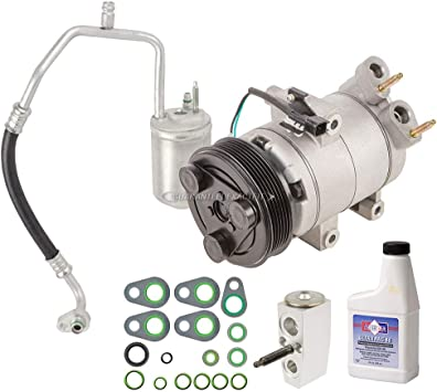 Amazon Com Ac Compressor A C Repair Kit For Ford Escape Mazda