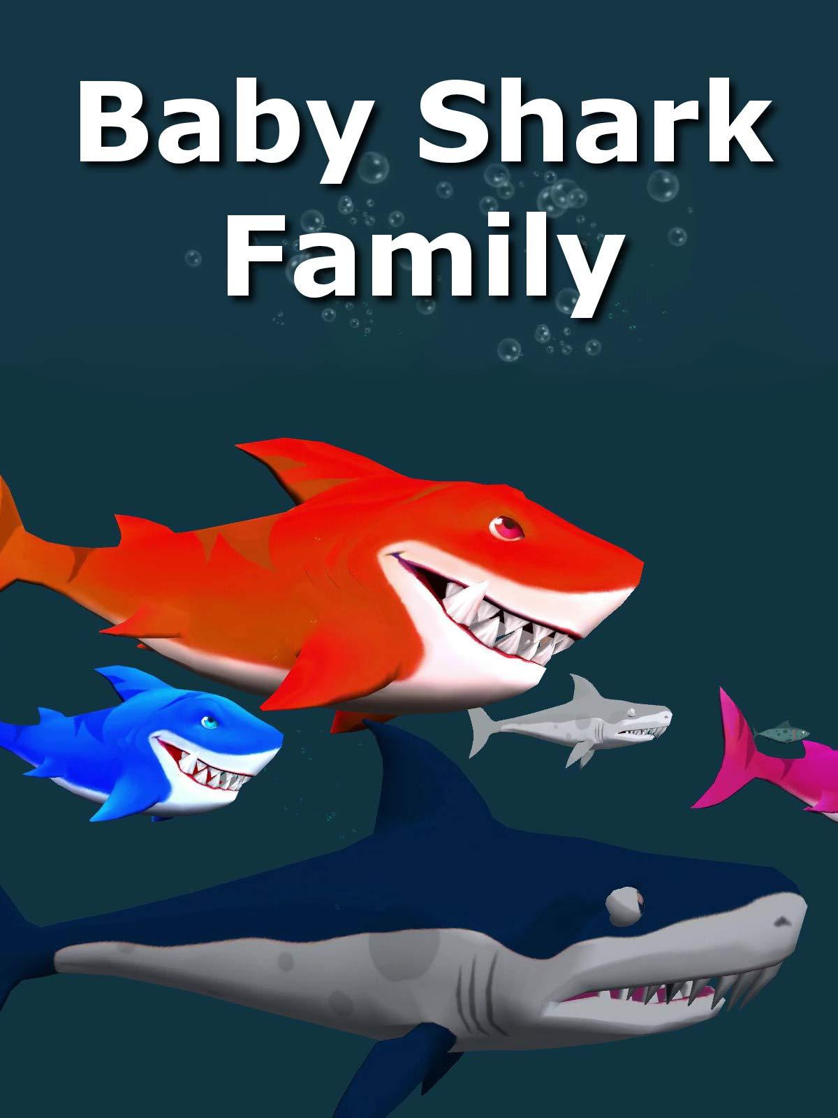 Baby Shark Family