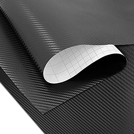 Wrapping Klebefolie Piaggio Mp3 Sport 500 Lt Carbon Look 3d Motea 75x100cm Auto