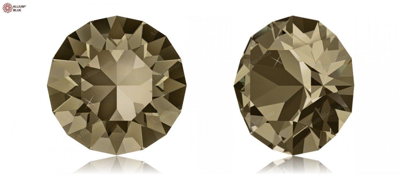 SS24 (5.27  5.44 mm) Swarovski Crystals 1171797 Round Stones 1088 SS 34 SMOKY QUARTZ F, 144 Pieces