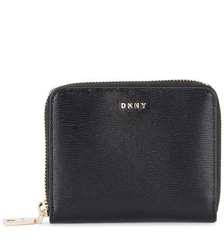 9d1fe720d5e3 Dkny Women's Dkny Bryant Black Leather Wallet Black: Amazon.co.uk ...