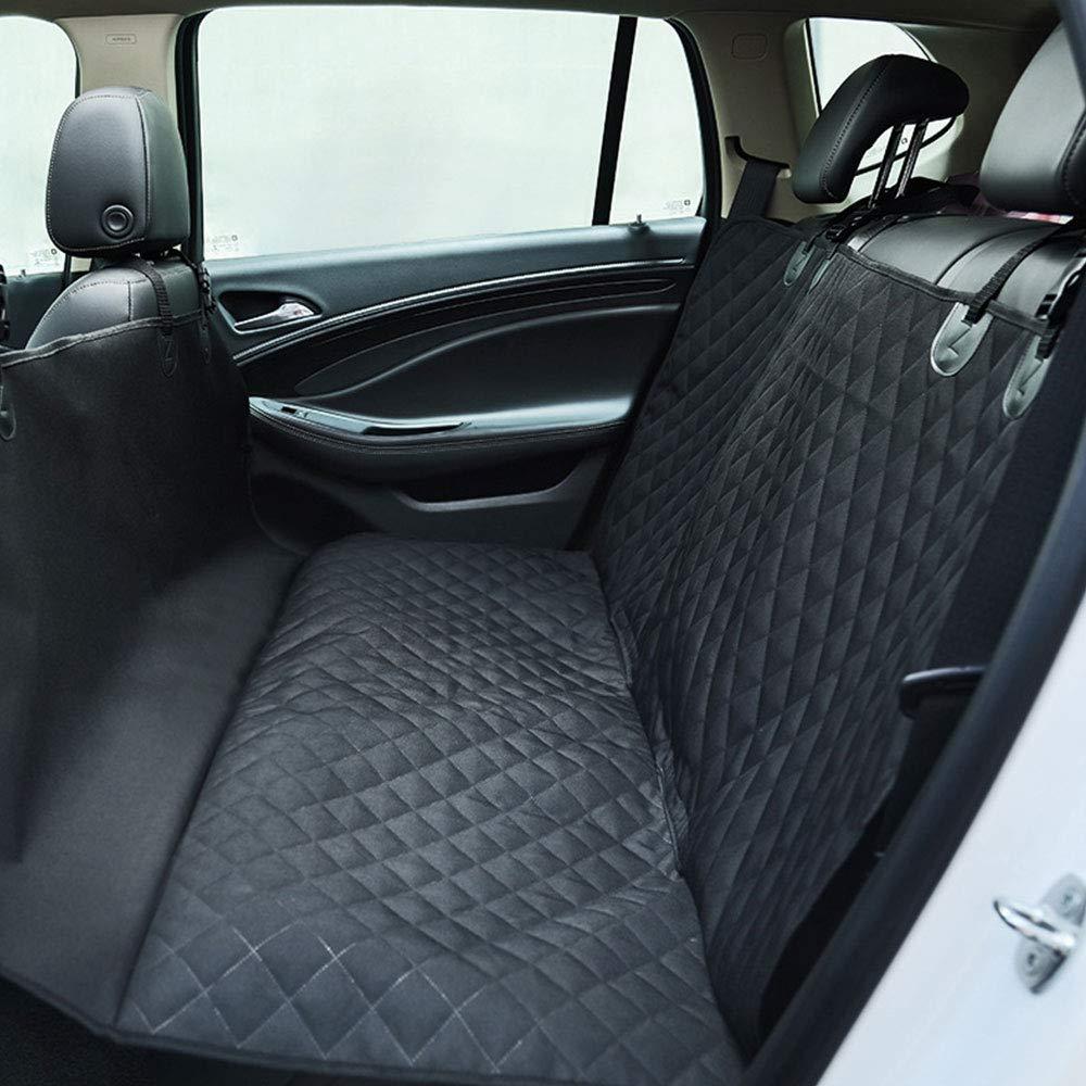 Wrighteu Dog coprisedili auto, impermeabile Pet coprisedile per sedile auto Cat interni auto amaca antiscivolo universale size (137 * 147 cm)