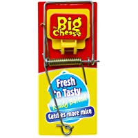 The Big Cheese Ultra Power Trap Kit for Mice