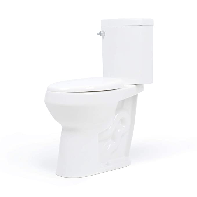Best Dual Flush Toilet: Convenient Height 20 Inch Height Toilet