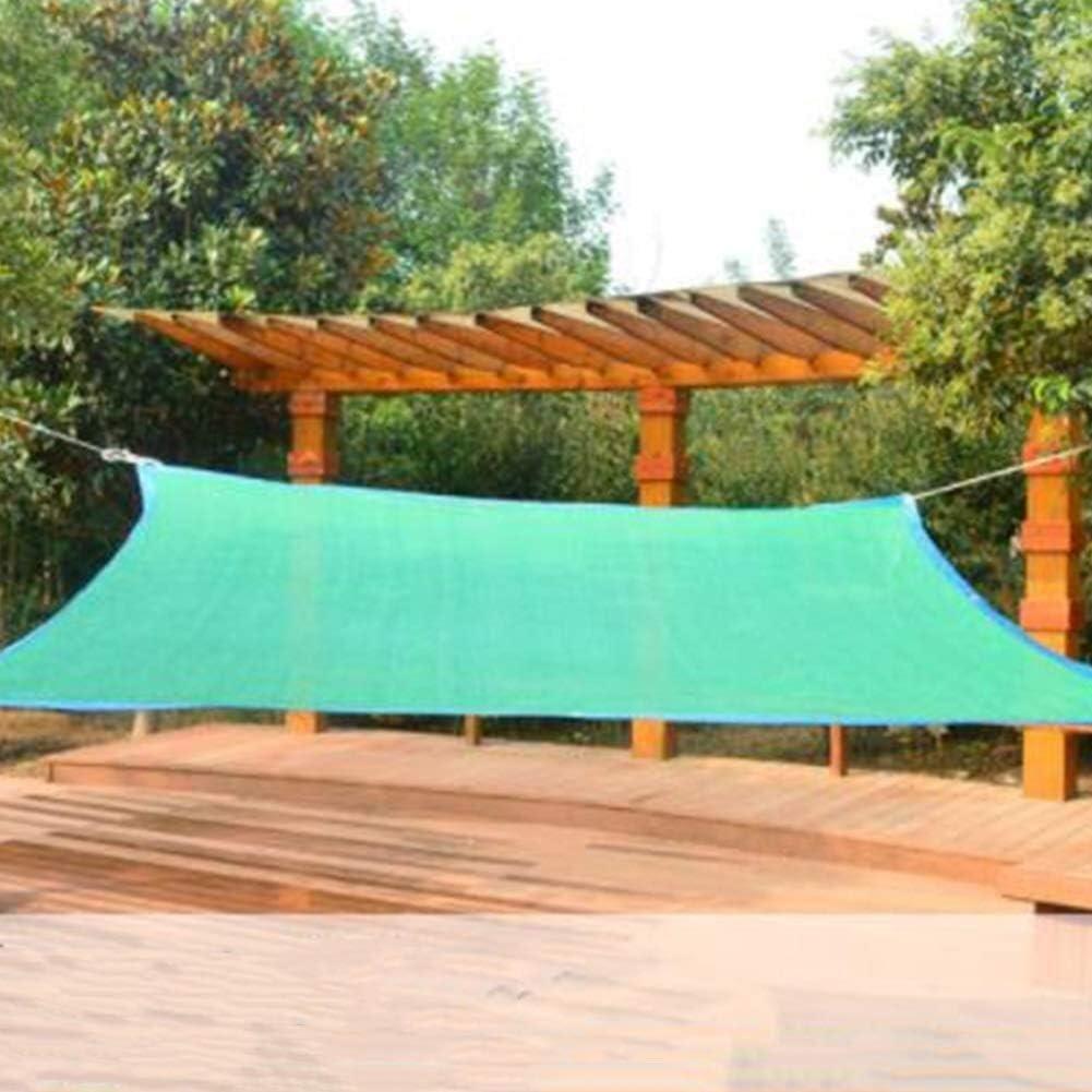 Tarpaulint Sombra Paño Sombra Red Tejido Transpirable Protector Solar Suculentas Cubierta Hidratante Polietileno 21 Tamaños, Personalizables (Color: Verde, Tamaño: 6.5x9.8ft): Amazon.es: Deportes y aire libre