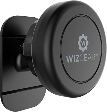 On Walls Nearly Anywhere Magnetic Mount for Phones Mount in Cars 2 Pack Tablets