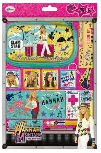 Indeca Hannah Montana Accessory Kit (Ds Lite)