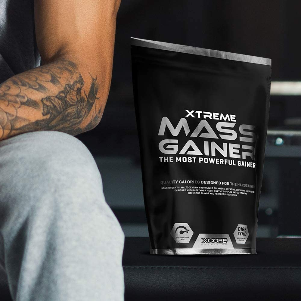 Xcore Nutrition Xtreme Mass Gainer, Chocolate - 2722 gr