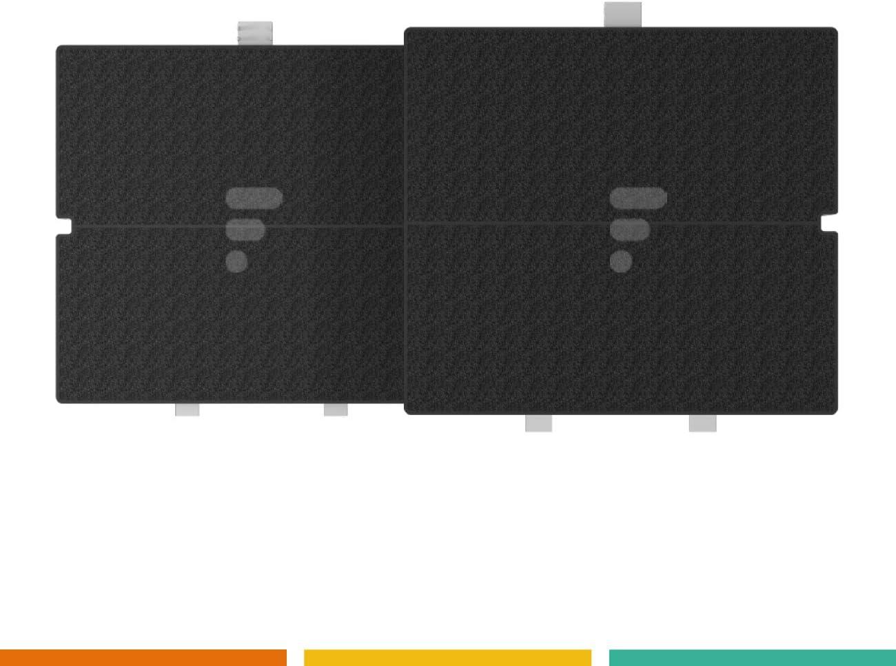 Filtro de campana Type FC22 – Compatible BSH 00361047 Bosch dhz5136 Siemens LZ51351: Amazon.es: Grandes electrodomésticos
