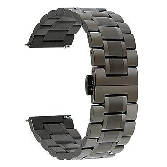 Banda De Reloj Correas Reloj Hombre Henziy-correa-reloj ...