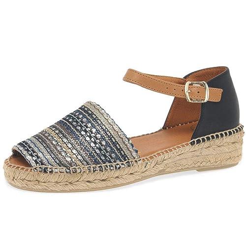 Toni Pons Elgin RK Womens Espadrilles 39 EU Raya Taupe: Amazon.es: Zapatos y complementos