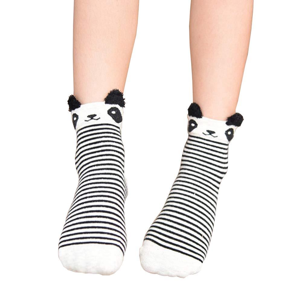 M/ädchen HUANDATONG 2019 Mode M/ädchen Baumwolle Socken Kleinkind Socken 5 Paare