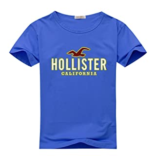 Hollister Co Graphic For Men's T-shirt Tee Outlet