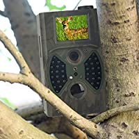 Eachbid HC300M 12MP HD Hunting Trail Digital Animal Camera Scout Infrared GSM MMS GPRS SMS Video Recorder Housing Security