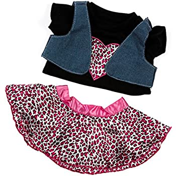 """18/"""" Build-A-Be Bear Hoops Basketball Outfit w// Ball Teddy Bear Clothes Fit 14/"""""""