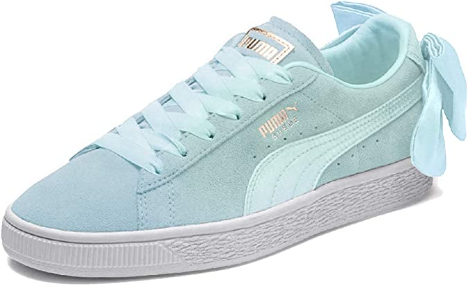 PUMA Damen Suede Bow WN's Sneaker: : Schuhe