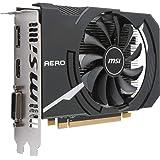MSI VGA AMD RX 550 Aero ITX OC 4GB DDR5