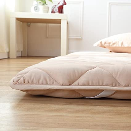 Amazon.com: Thicken Breathable Mattress,Collapsible Floor ...
