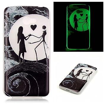 AllDo Funda Silicona para LG K5 Carcasa Protectora Caso Suave TPU Soft Silicone Case Cover Bumper Funda Ultra Delgado Carcasa Flexible Ligero Caja ...