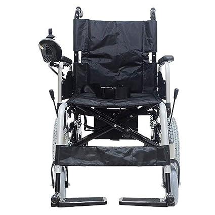 L-Life Silla de ruedas eléctrica, bicicleta portátil discapacitada del viaje del recorrido de