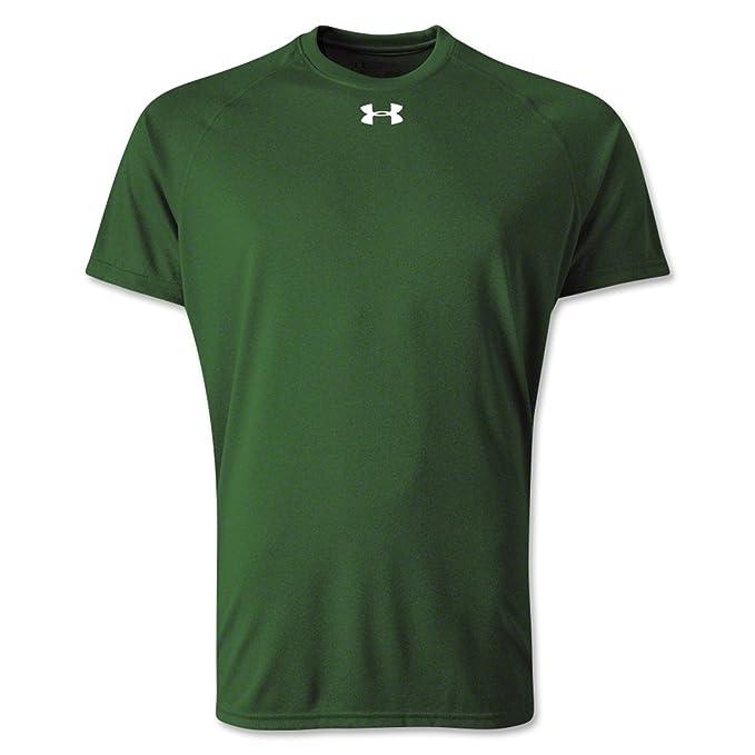 a4864fee7 Amazon.com: Under Armour Men's Locker Shortsleeve T-Shirt (Forest ...