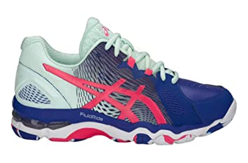 2018 Asics Gel Netburner Super 8 Ladies Netball Trainers  Amazon.co ... af96ed9e9e0d