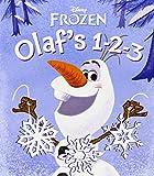 Olaf's 1-2-3 (Disney Frozen) (Glitter Board Book)