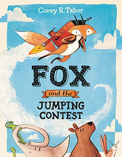 Download Fox and the Jumping Contest ebook
