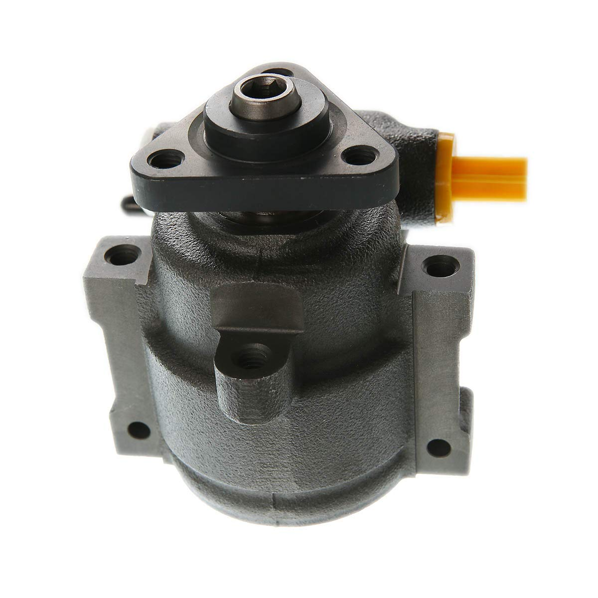 A-Premium Power Steering Pump Without Reservoir Compatible with Ford Escort 1997-2002 Mercury Tracer 1997-1999