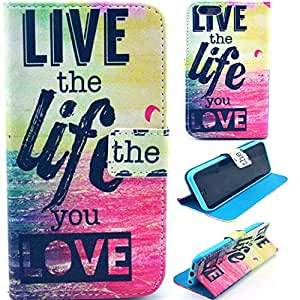 iPhone 6 Case,Ezydigital iPhone 6 4.7 Case-Colorful Wallet&Leather &Credit Card Holder Pouch Cover for iPhone 6 with 4.7 inch