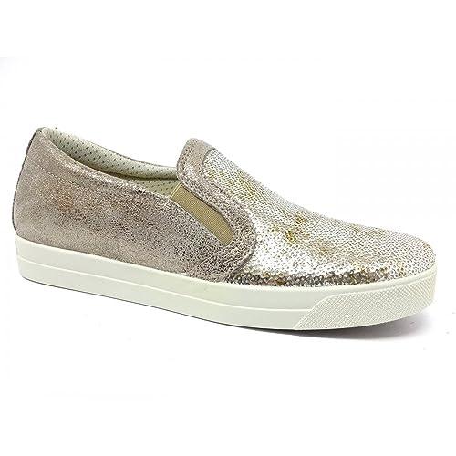 Imac Cordones Size38 Zapatos De EuAmazon Para Mujer Taupebeige 9eED2IYHWb