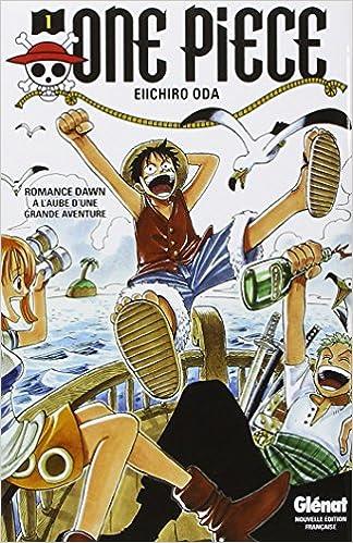 One Piece (tome 1) : A l'aube d'une grande aventure