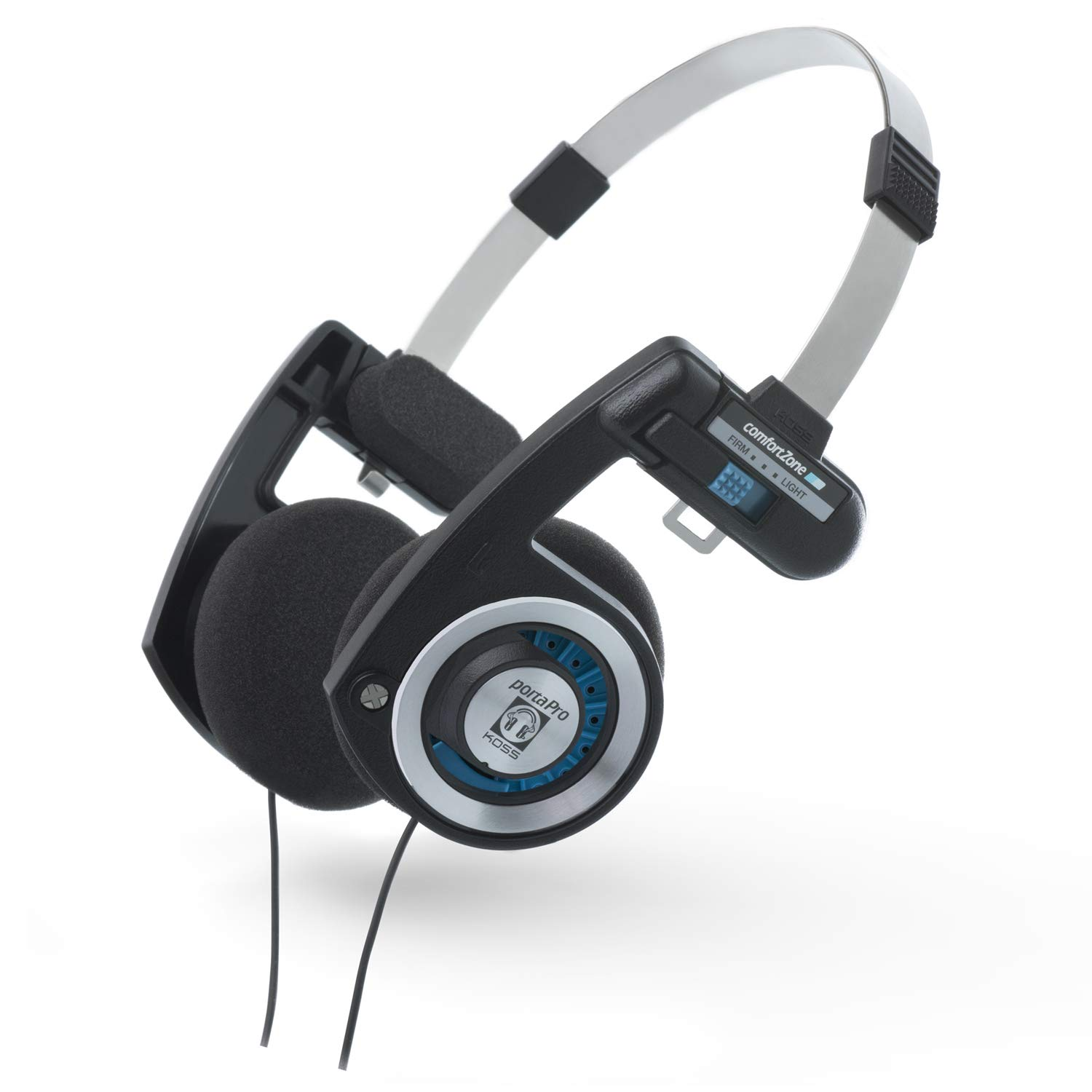Koss Porta Pro Stereophones - Auriculares Porta ProWith Mic On-Ear Plata: Amazon.es: Electrónica