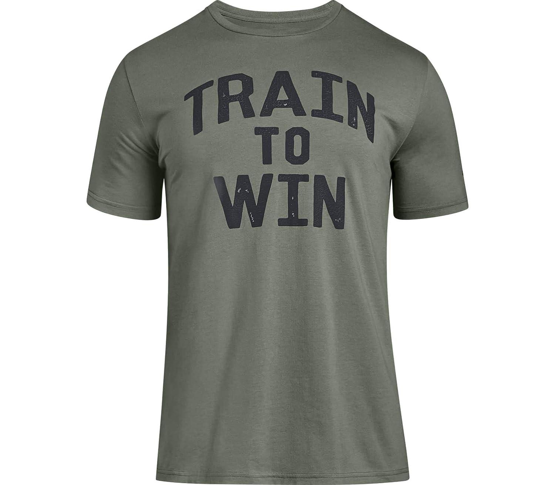 Under Armour Herren Mfo Train to Win Kurzarmshirt
