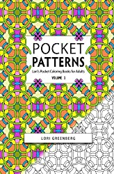 Pocket Patterns (Lori's Pocket Pattern Coloring Books for Adults) (Volume 1)