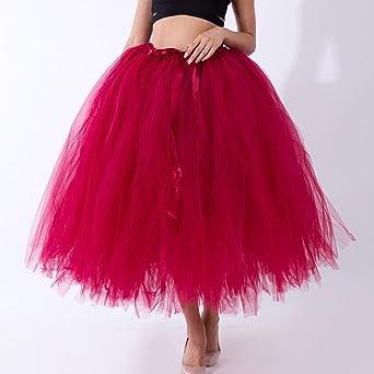 Dress Gran Columpio Skirt de Malla Faldas Tutu Falda Briskorry ...