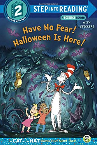 Cats In Costumes Pictures (Have No Fear! Halloween is Here! (Dr. Seuss/The Cat in the Hat Knows a Lot About (Step into Reading))