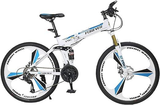 Bicicleta de montaña Plegable, Bicicleta de cercanías Citybike de ...
