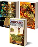 FOREX TRADING SUCCESS AND WEALTH MASTERY BUNDLE: Four Hour Forex Trading Strategy + Wealth Affirmations That Will change Your Life + Successful Man's Morning ... Strategy, Affirmations, Morning Ritual)