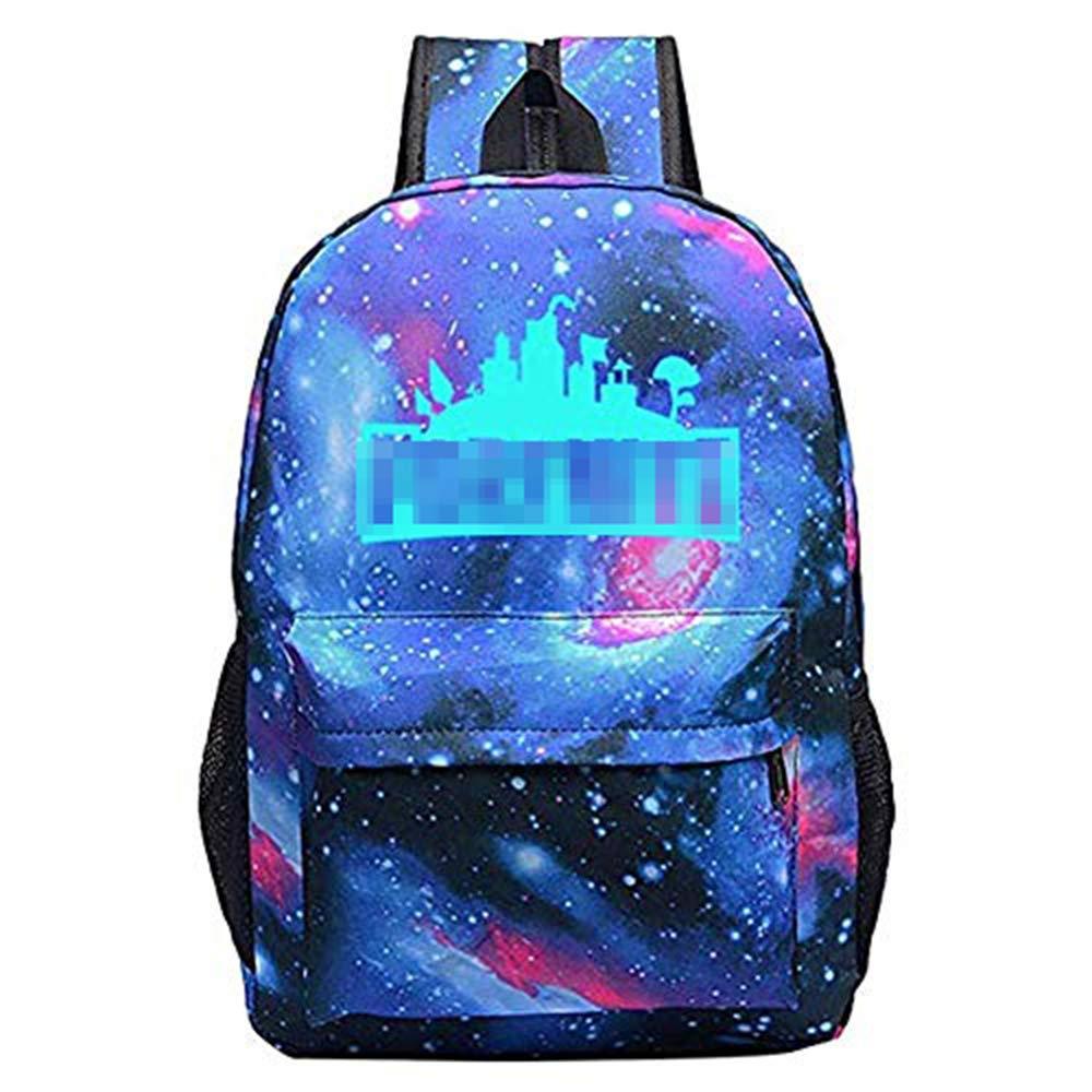 School Backpack Schoolbag,Shoulder Bag,Laptop,Notebook backpack,Night Light Schoolbag, Multi-function,Unisex,for Teens Multicolor for Teens Multicolor (1)