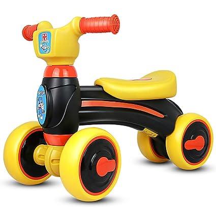 Amazon.com: YAXuan - Bicicleta de equilibrio para bebé ...