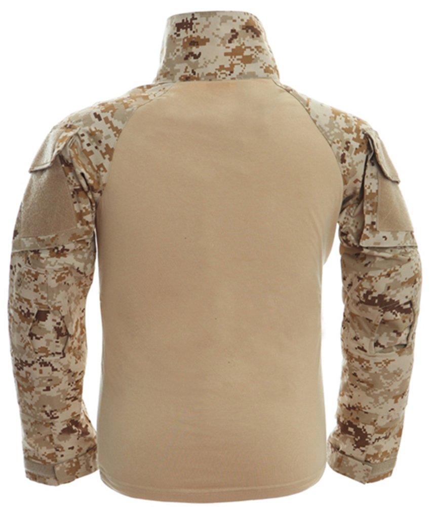 TACVASEN Slim Fit Herren Baumwollhemd Outdoor Military Shirt (umfassen Langarm Langarm Langarm und Kurzarm) B079P2YKYY Shirts & Hemden Qualität und Verbraucher an erster Stelle 1c2a24