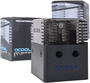 AlphaCool 15273 Eisstation VPP - Solo Reservoir Refrigeración Líquida Despositos: Amazon.es: Informática
