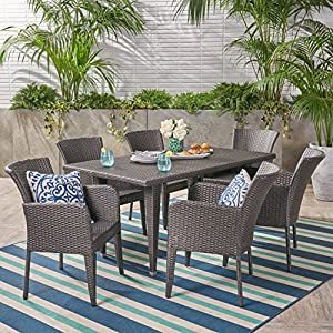 61RvdsdvkdL._SS300_ Wicker Dining Tables & Wicker Patio Dining Sets