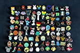 Disney Trading Pins-Lot of 25-No Duplicates-LE-HM-Rack-Cast-1