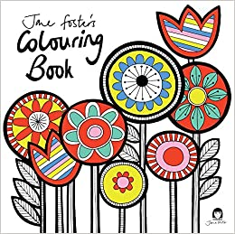 jane fosters colouring book colouring books