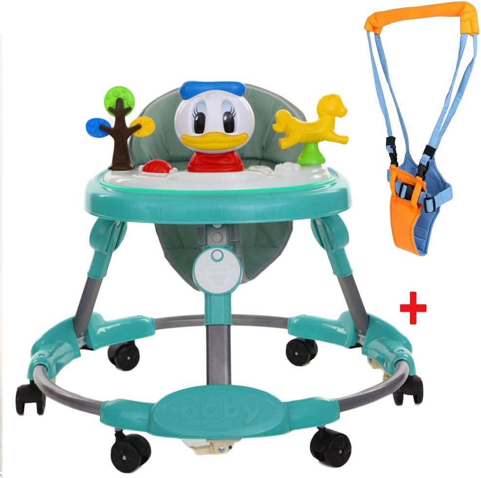 NXLWXN Andador para Bebé Andador De Actividades