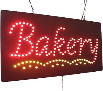 Bakery LED Sign